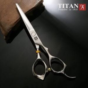 kéo cắt tóc titan
