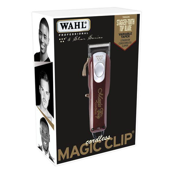TÔNG ĐƠ MỸ WAHL MAGIC CLIP CORDLESS 2018