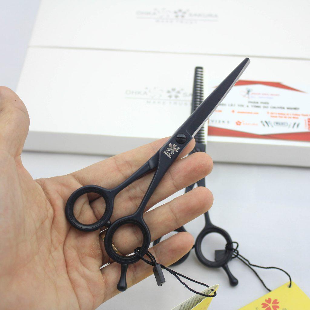 Bộ kéo cắt tóc Sakura