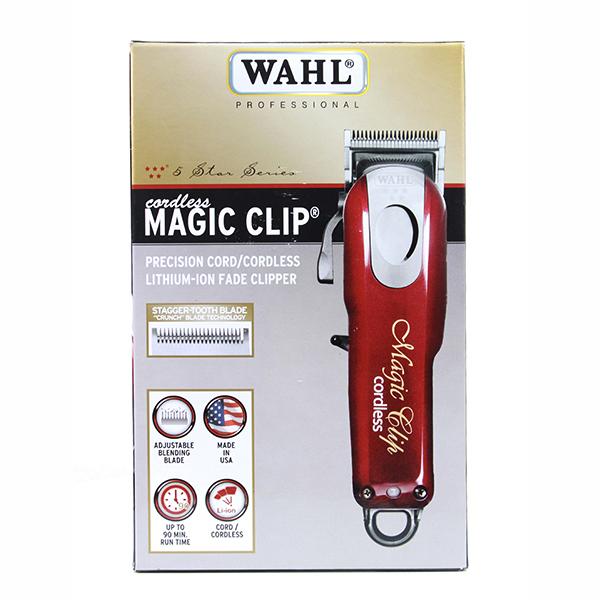 Tông đơ Wahl magic clip cử thép