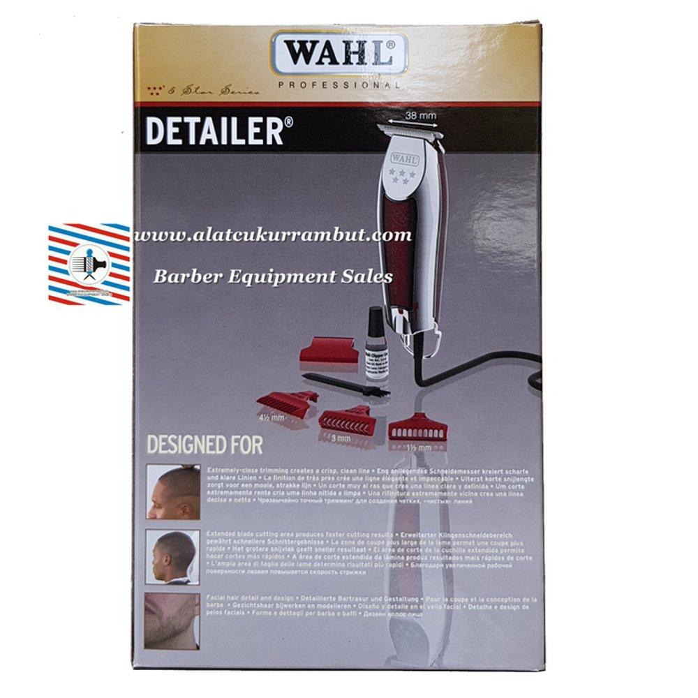 TÔNG ĐƠ CHẤN VIỀN WAHL 5 STAR DETAILER 220V