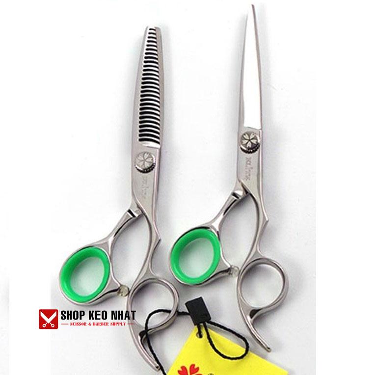 Bộ kéo cắt tóc chuyên nghiệp Sakura ND600