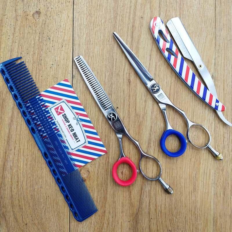 kéo cắt tóc chuyên nghiệp TITAN