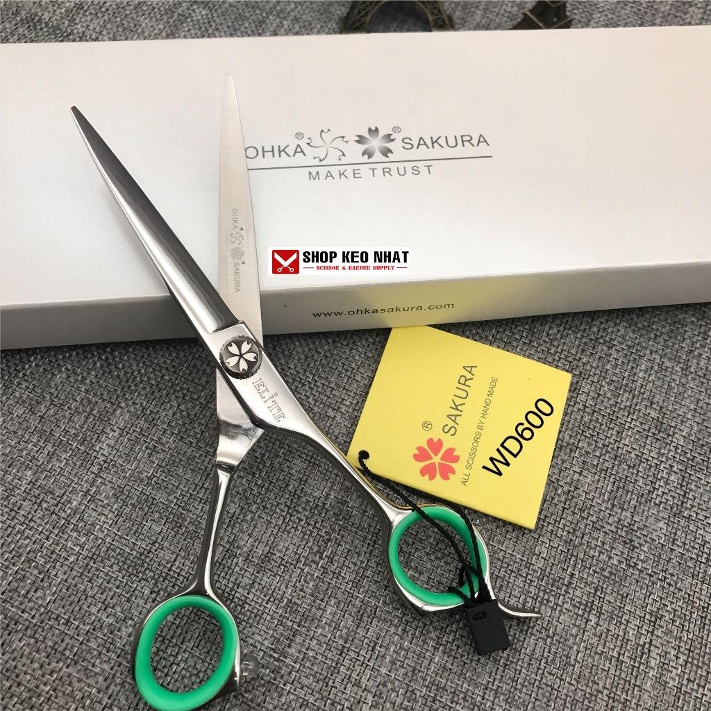 Kéo cắt tóc Sakura WD550/WD600