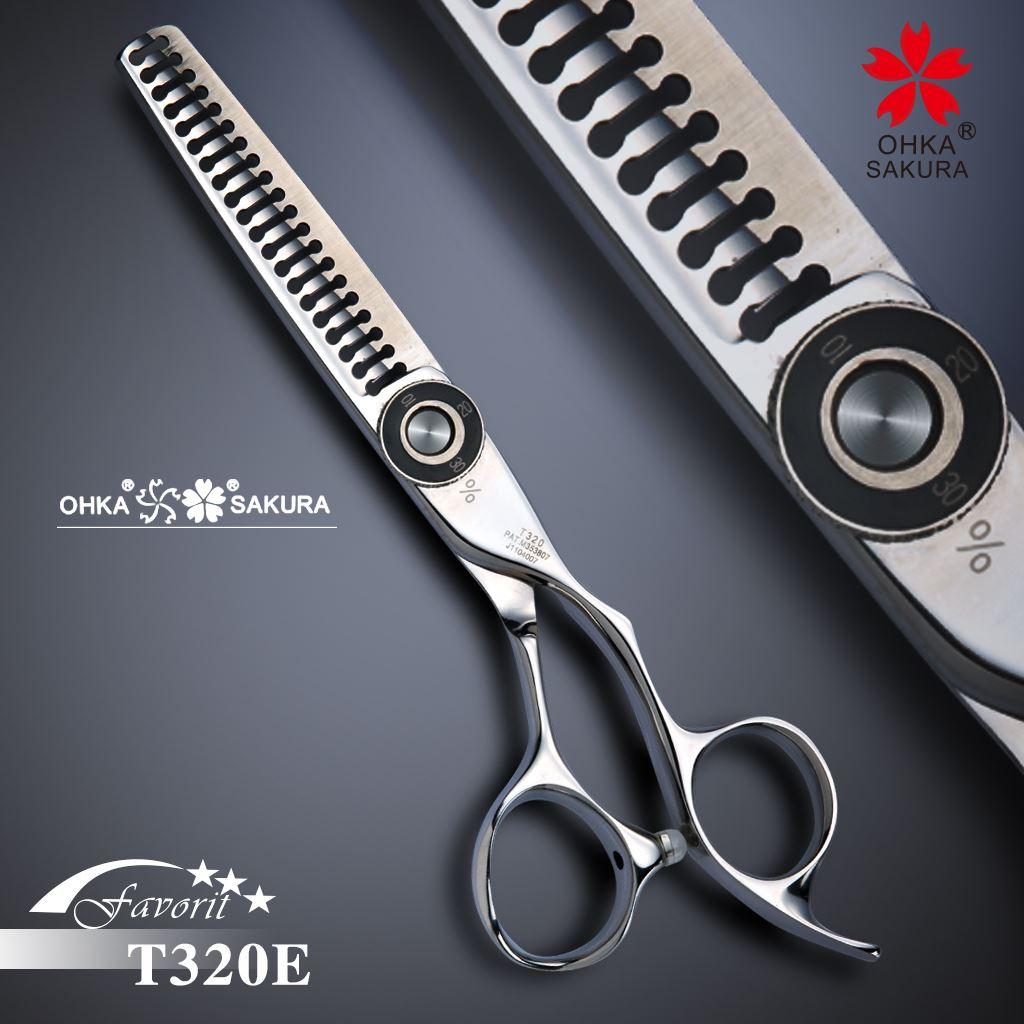 Kéo tỉa tóc Sakura T302E