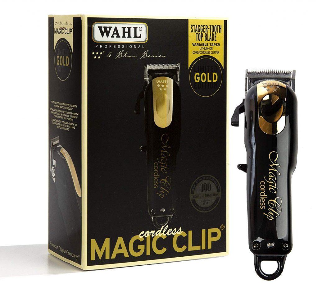 Tông đơ Wahl Magic clip Gold