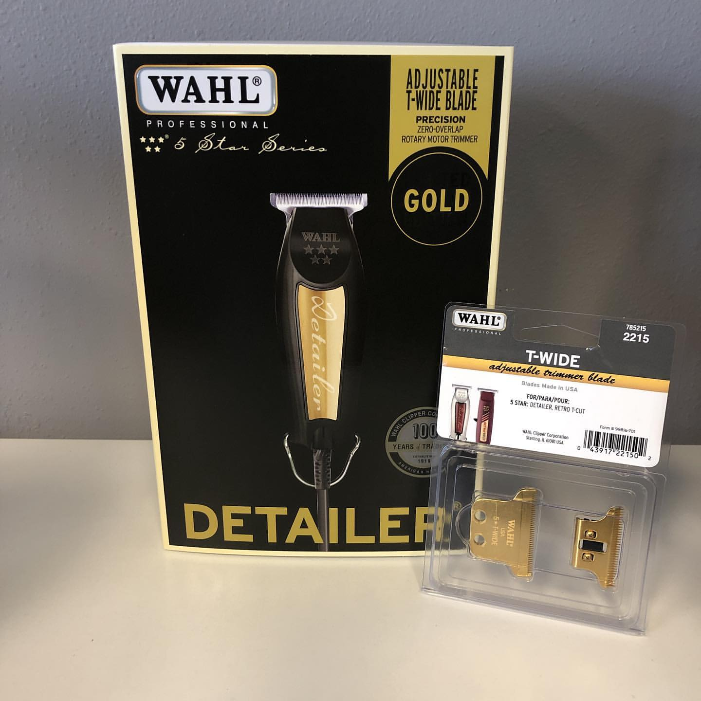 Tông đơ Wahl Detailer Gold