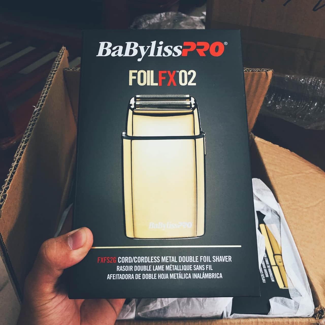 Cạo khô BaByliss Pro