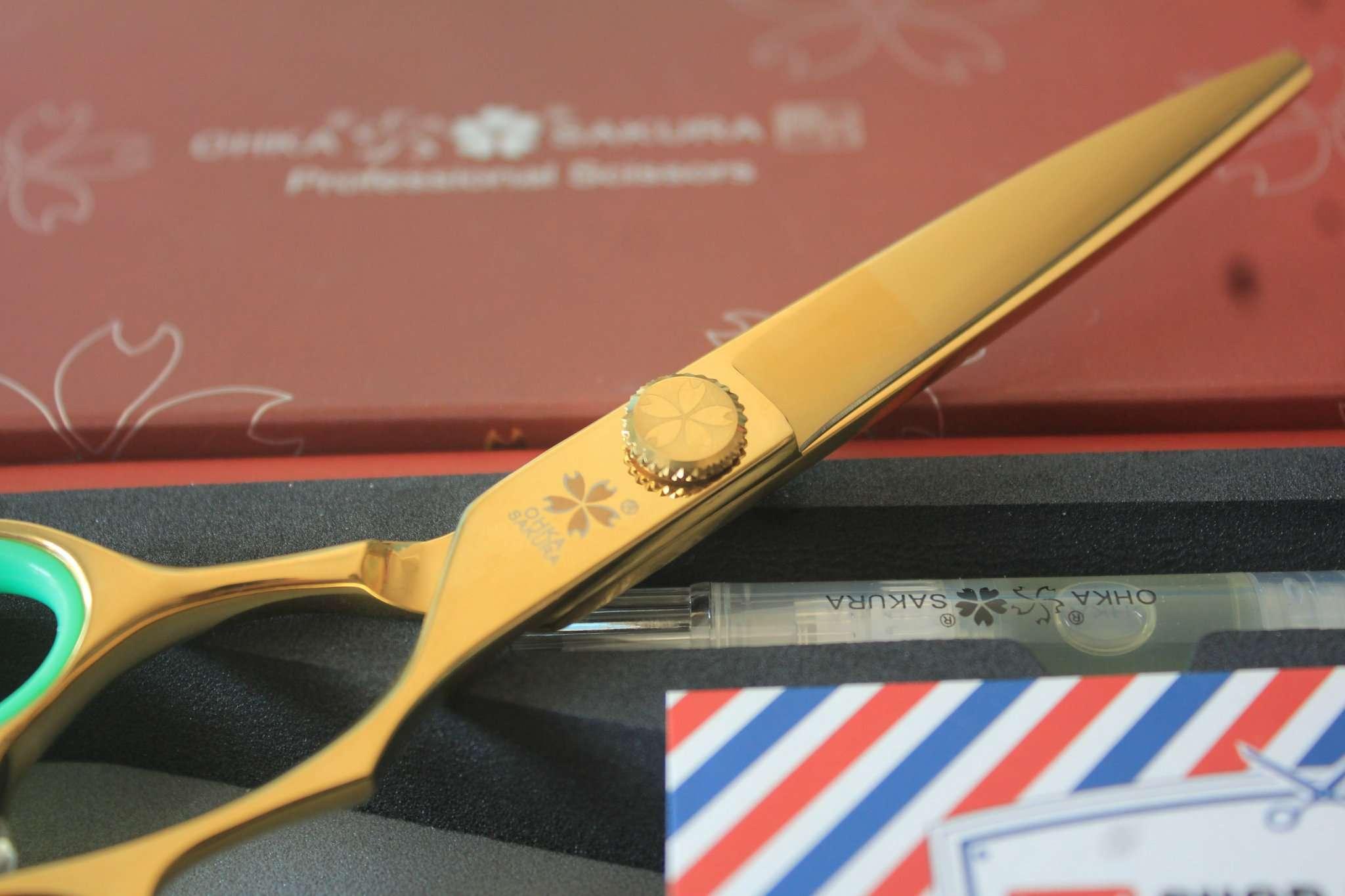 Kéo cắt tóc Sakura NDG600