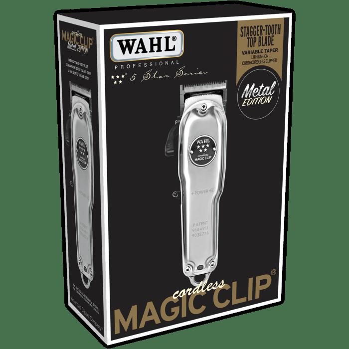 Tông đơ Wahl Magic Clip Metal