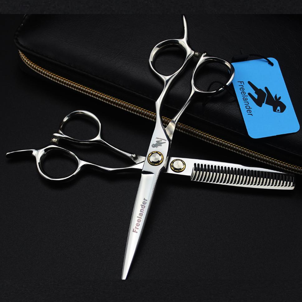 Bộ kéo cắt tóc Freelander FR750