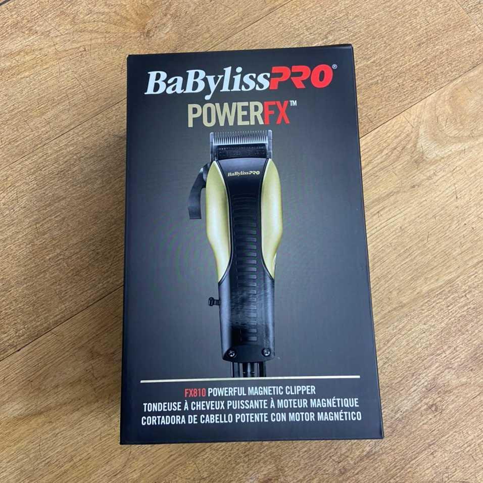 Tông đơ Babyliss Pro PowerFX-FX810