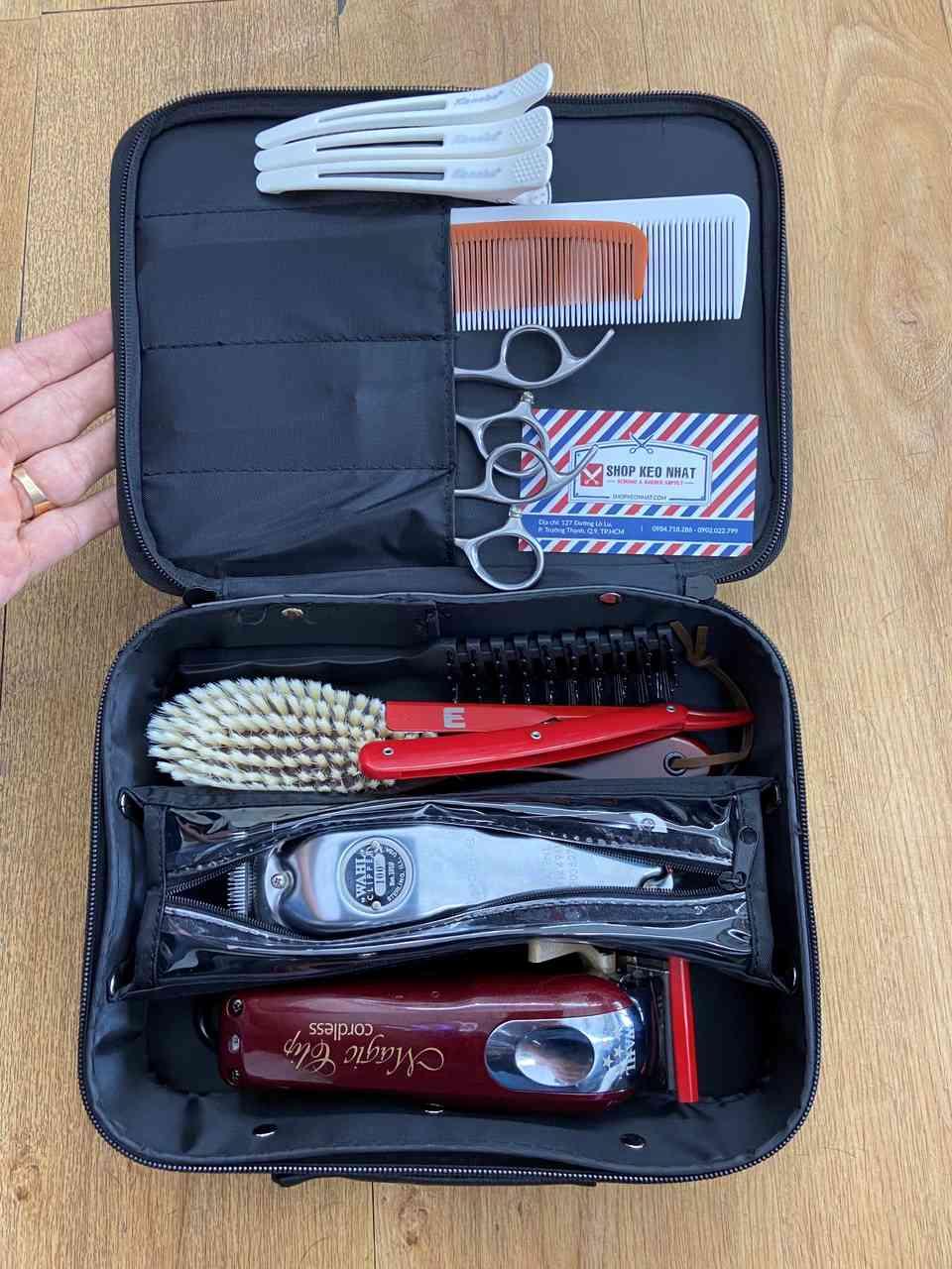 Túi đựng đồ nghề cắt tóc
