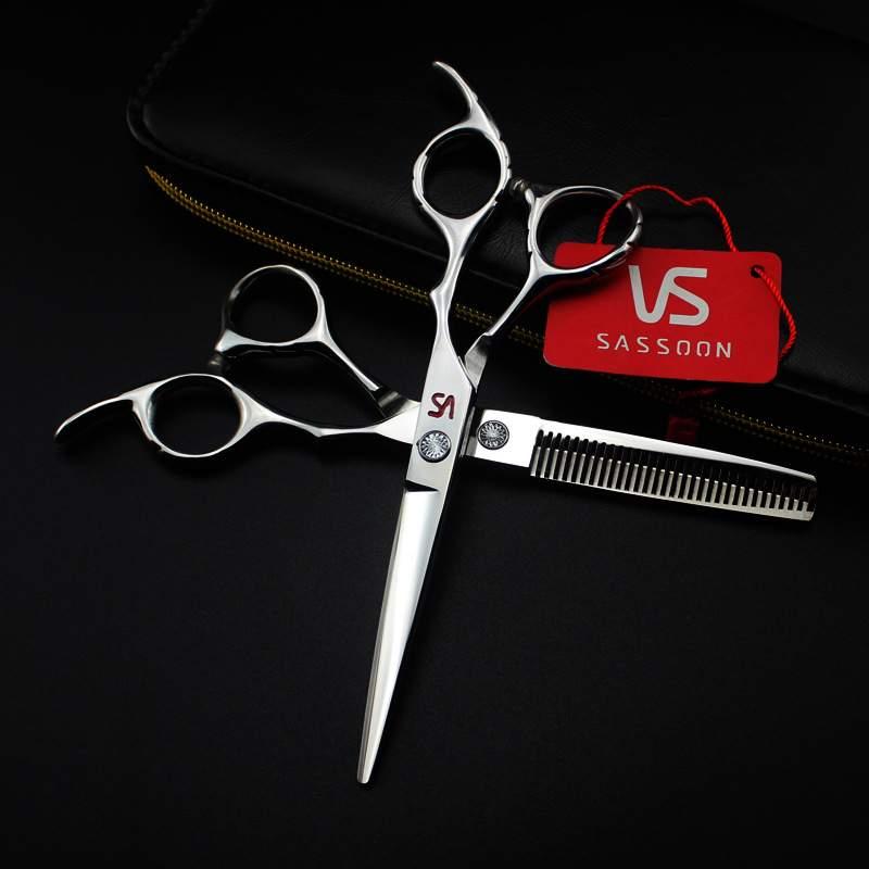 Bộ kéo cắt tóc nam VS